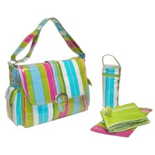 <strong>Kalencom</strong> Laminated Buckle Diaper Bag