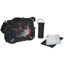 <strong>Kalencom</strong> Sam Messenger Diaper Bag Set