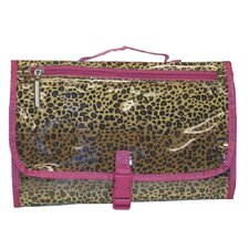Quick Change Kit in Fuchsia Leopard
