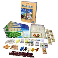 Puerto Rico Board Games