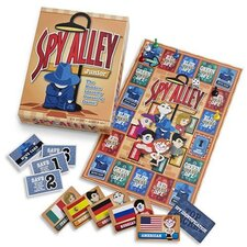 Spy Alley Junior Board Game