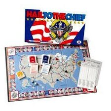 Family Games Hail to the Chief Board Game