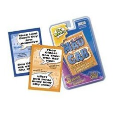 Christian Games Bible Mad Gab Board Game