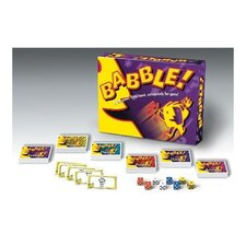 Christian Games Babble Board Game