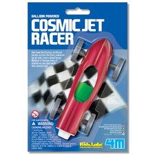 Balloon Powered Cosmic Racer