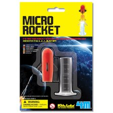 Micro Rocket Launcher Toy