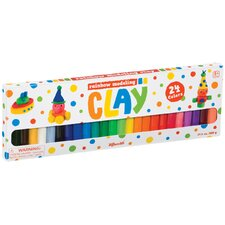 Rainbow Clay (Set of 24)
