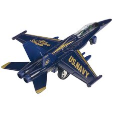 Die Cast Angels Airplane Toy