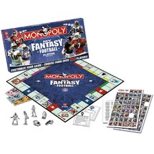 My Fantasy Football Monopoly