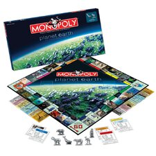 Planet Earth Monopoly