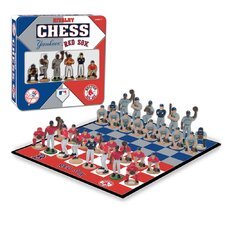 Yankees vs Red Sox Chess