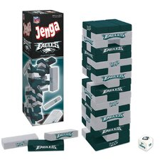 Philadelphia Eagles Jenga