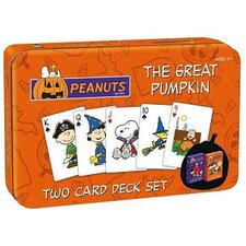 Charlie Brown: Great Pumpkin Twin Pack Card Set