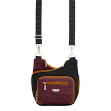 Colorblock Criss Cross Bag