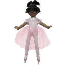 La Bella African American Ballerina Doll