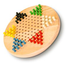 "7"" Chinese Checkers Set"