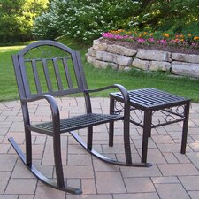 Rochester 2-Piece Rocker Set