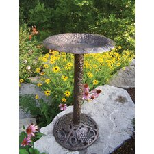 Vineyard Bird Bath