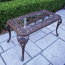 Tea Rose Coffee Table