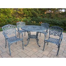 <strong>Oakland Living</strong> Mississippi 5 Piece Dining Set