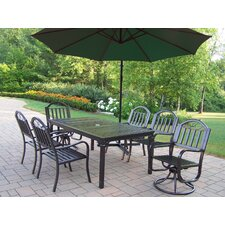 Rochester Swivel Dining Set