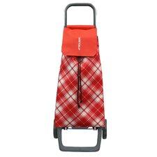 97,5 cm Einkaufsroller Joy in Rot mit Tasche Jet / Capri