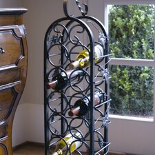 <strong>Napa Home and Garden</strong> Middleton 12 Bottle Wine Cabinet