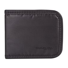 Safe ID Metro Card Holder