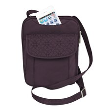 Anti-Theft Signature Slim Crossbody Bag