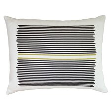<strong>Balanced Design</strong> Hand Printed Louis Stripe Pillow