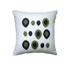 <strong>Balanced Design</strong> Eggs Applique Pillow