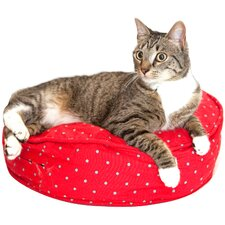 <strong>Molly Mutt</strong> Bird On A Wire Round Cat Duvet