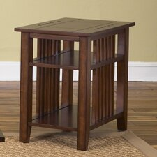 <strong>Liberty Furniture</strong> Prairie Hills Chairside Table