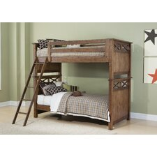 Hearthstone Twin Bunk Bed with Ladder