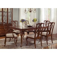 <strong>Liberty Furniture</strong> Ansley Manor 7 Piece Dining Set