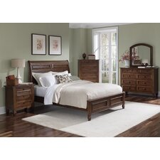 Taylor Springs Sleigh Bedroom Collection