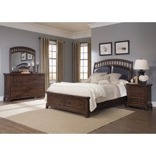 <strong>Liberty Furniture</strong> Upholstered Headboard Beroom Collection