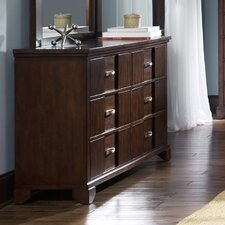 <strong>Liberty Furniture</strong> Reflections Bedroom 6 Drawer Dresser