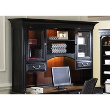 "St. Ives Jr Executive 48"" h x 66"" W Hutch"
