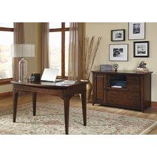 Leyton 2-Piece Office Desk Suite