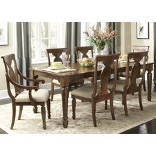 Rustic Traditions Extendable Dining Table