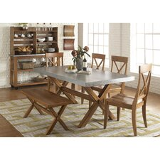 Keaton 6 Piece Dining Set