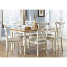 Ocean Isle 5 Piece Dining Set