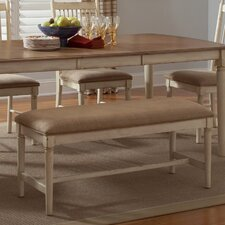 Cottage Cove Upholstered Kitchen Bench