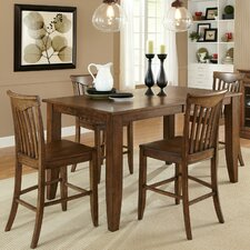 Arbor Hills Counter Height Extendable Dining Table