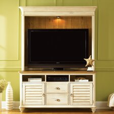 <strong>Liberty Furniture</strong> Ocean Isle Entertainment Center