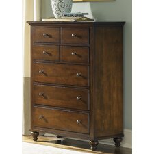 <strong>Liberty Furniture</strong> Hamilton 7 Drawer Chest