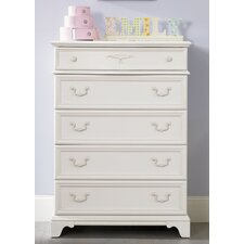 <strong>Liberty Furniture</strong> Arielle 5 Drawer Chest