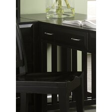 <strong>Liberty Furniture</strong> Hampton Bay Corner Filler in Black