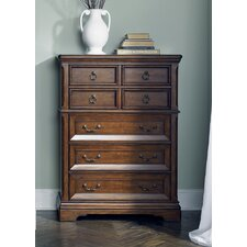 <strong>Liberty Furniture</strong> Laurelwood 5 Drawer Chest